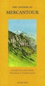 Parc National Du Mercantour - Couverture - Format classique