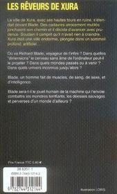Blade t.14 ; les rêveurs de Xura - 4ème de couverture - Format classique
