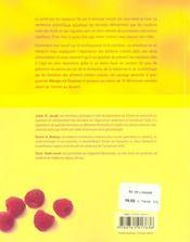 Mangez santé ; variez les couleurs dans votre assiette - 4ème de couverture - Format classique