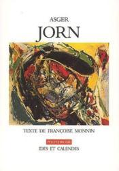 Asger Jorn - Couverture - Format classique