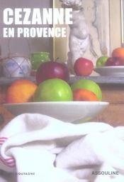 Cezanne En Provence - Intérieur - Format classique