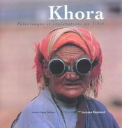 Khora Pelerinages Et Explorations Au Tibet - Intérieur - Format classique