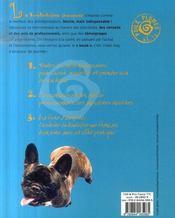 Bouledogue français - 4ème de couverture - Format classique