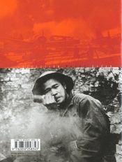 Photographies de guerre - 4ème de couverture - Format classique
