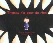 Thomas N A Peur De Rien - Intérieur - Format classique