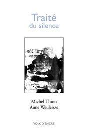 Traite du silence - Intérieur - Format classique