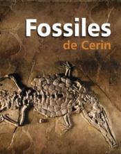 Fossiles de Cerin - Couverture - Format classique
