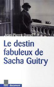 Le destin fabuleux de Sacha Guitry - Intérieur - Format classique
