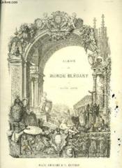 Album Du Monde Elegant. Services Maritimes. - Couverture - Format classique