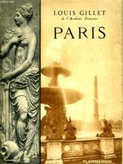 Paris. Collection : Hier Et Aujourd'Hui. - Couverture - Format classique