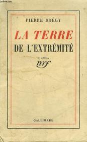 La Terre De L'Extremite. - Couverture - Format classique
