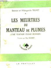 Les Meurtres Du Manteau De Plumes - Couverture - Format classique