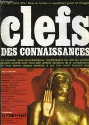 Clefs Des Connaissances - N°1 - Couverture - Format classique