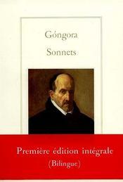 Sonnets - Intérieur - Format classique