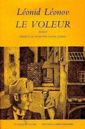 Voleur (Le) - Couverture - Format classique