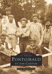 Pontgibaud et son canton - Couverture - Format classique
