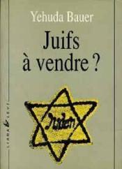 Juifs A Vendre - Couverture - Format classique
