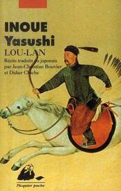 Lou-lan - Intérieur - Format classique
