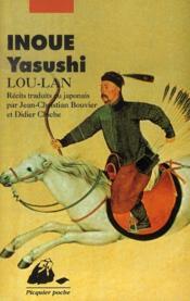 Lou-lan - Couverture - Format classique
