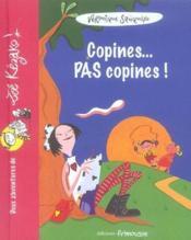 Zoe Kezako- Copines Pas Copines - Couverture - Format classique