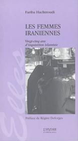 Les Femmes Iraniennes - Couverture - Format classique