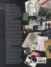 Lino Ventura - 4ème de couverture - Format classique