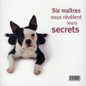 Le yoga des chiens - 4ème de couverture - Format classique