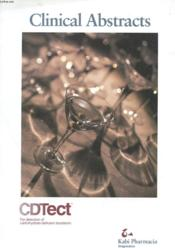 Clinic Abstracts - Couverture - Format classique