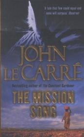 Vente livre :  THE MISSION SONG  - John Le Carre