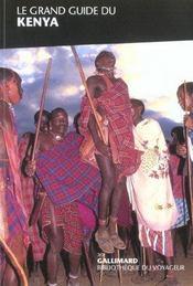 Le grand guide du kenya - Intérieur - Format classique