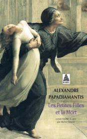 Les Petites Filles Et La Mort (édition 2003) - Couverture - Format classique