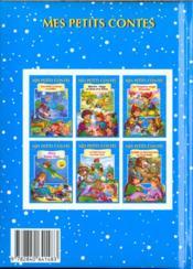 Les Trois Petits Cochons - Cendrillon - 4ème de couverture - Format classique