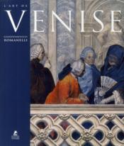 L'Art de Venise - Couverture - Format classique
