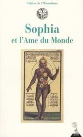 Sophia et l'ame du monde - Couverture - Format classique