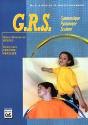 Gymnastique rythmique scolaire - Couverture - Format classique