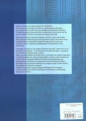 Gymnastique rythmique scolaire - 4ème de couverture - Format classique