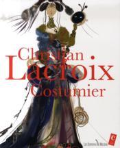 Christian Lacroix costumier - Couverture - Format classique