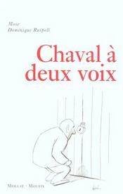Chaval A Deux Voix - Intérieur - Format classique
