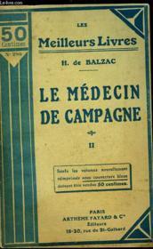 Le Medecin De Campagne - Tome 2 - Couverture - Format classique