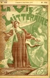 Lilliput. La Vie Litteraire. - Couverture - Format classique