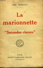 La Marionnette. Secondes Classes. - Couverture - Format classique