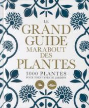 Le grand guide Marabout des plantes - Couverture - Format classique