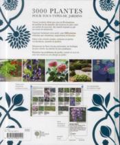 Le grand guide Marabout des plantes - 4ème de couverture - Format classique