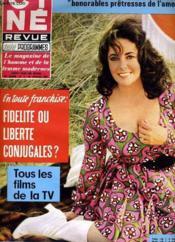 Cine Revue - Tele-Programmes - 49e Annee - N° 5 - La Ceremonie Secrete - Couverture - Format classique