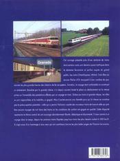 Trains Celebres T.3 - 4ème de couverture - Format classique