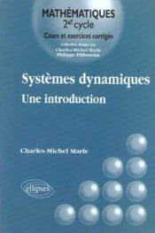 Systemes Dynamiques Une Introduction - Couverture - Format classique