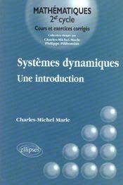Systemes Dynamiques Une Introduction - Intérieur - Format classique