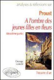 Proust A L'Ombre Des Jeunes Filles En Fleurs 2e Partie L'Oeuvre D'Art - Intérieur - Format classique