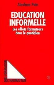 Education Informelle - Intérieur - Format classique