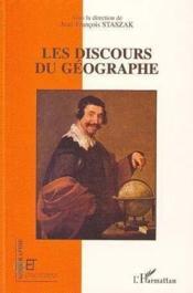 Les Discours Du Geographe - Couverture - Format classique